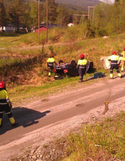 Øvelse På Trafikkulykke2