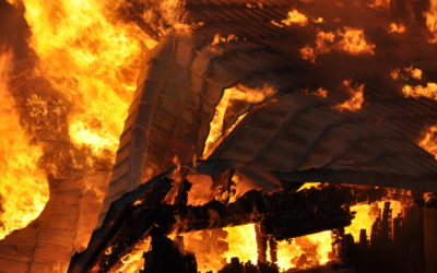 Brenning av bål